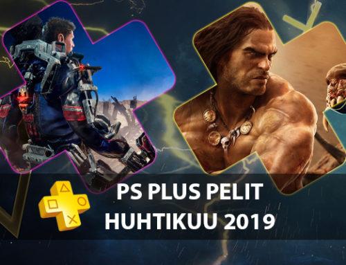 PlayStation Plus – Huhtikuu 2019