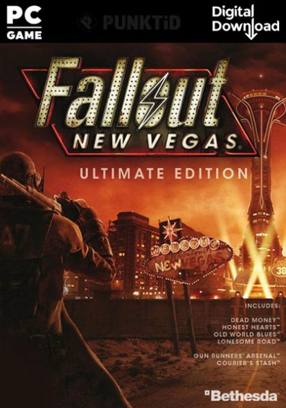 Fallout New Vegas: Ultimate Edition
