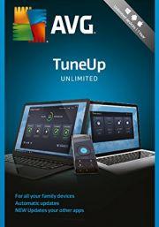 AVG PC TuneUp Unlimited 2018 (1 Käyttäjä- 2 vuotta)