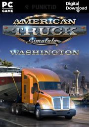 American Truck Simulator - Washington DLC (PC)