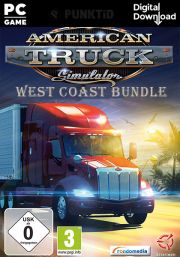 American Truck Simulator - West Coast Bundle (PC)