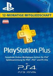Itävalta PlayStation Plus 365 päivää