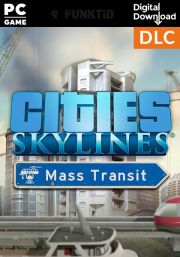 Cities Skylines - Mass Transit DLC (PC/MAC)