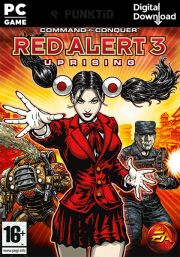 Command & Conquer Red Alert 3 Uprising (PC)