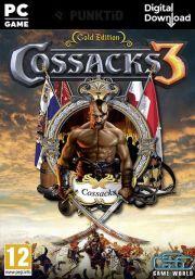 Cossacks 3 - Gold Edition (PC)