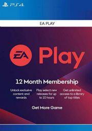 EA Play 12kk [PS4 USA]