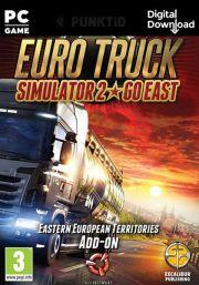 Euro Truck Simulator 2 - Going East (PC)