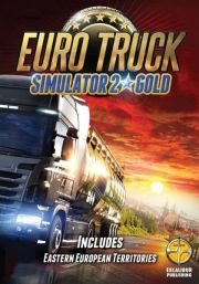 Euro Truck Simulator 2: Gold Edition (PC/MAC)