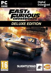 Fast & Furious Crossroads - Deluxe Edition (PC)