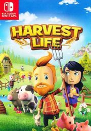 Harvest Life - Nintendo Switch