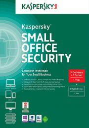 Kaspersky Small Office Security 4 (5 Käyttäjää, 1 Vuosi)