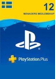 Ruotsi PlayStation Plus 365 päivää