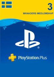Ruotsi PlayStation Plus 90 päivää
