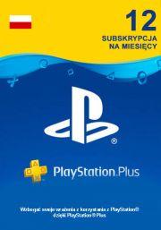 Puola PlayStation Plus 365 päivää