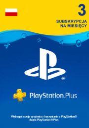 Puola PlayStation Plus 90 päivää