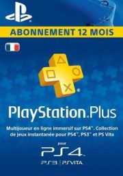 Ranska PlayStation Plus 365 päivää