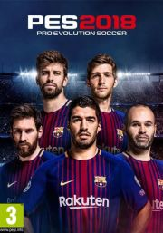 Pro Evolution Soccer 2018 - PES (PC)