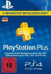 Saksa PlayStation Plus 90 päivää