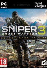 Sniper: Ghost Warrior 3 (Season Pass Edition) (PC)