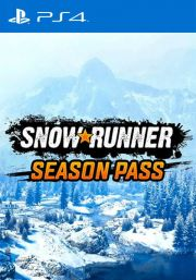 Snowrunner -  Season pass DLC [PS4 EU]