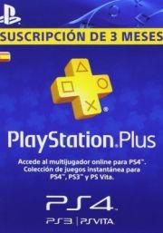 Espanja PlayStation Plus 90 päivää
