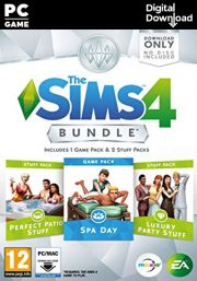 The Sims 4: Bundle Pack 1 (PC/MAC)