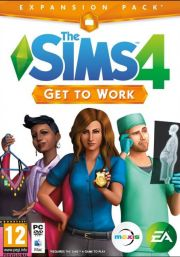 The Sims 4 Get to Work (PC/MAC)