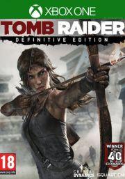 Tomb Raider Definitive Edition - Xbox One