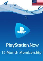USA PlayStation Now 12 kk