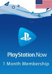 USA PlayStation Now 1 kk