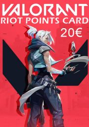 Valorant - Riot Points Card 20 EUR