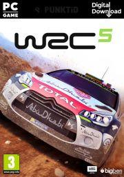WRC 5: World Rally Championship (PC)