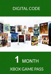 Xbox Game Pass 1 kk