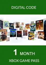 Xbox Game Pass 1 kk