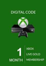 Xbox Live Gold 1 kk (Global)
