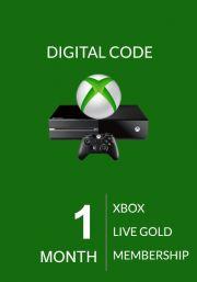 Xbox Live Gold 1 kk (Global)