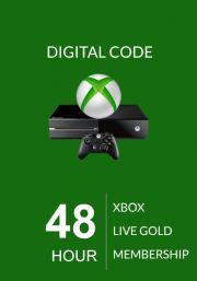 Xbox Live Gold 48 Tuntia (Global)