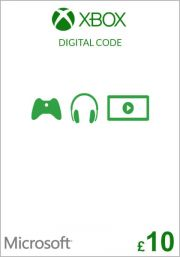UK Xbox 10 Punta Lahjakortti