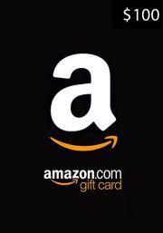 USA Amazon $100 Lahjakortti