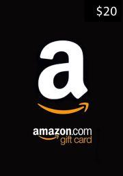 USA Amazon $20 Lahjakortti