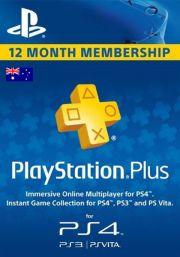 Australia PlayStation Plus 365 päivää