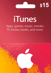 iTunes USA $15 Lahjakortti