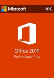 Microsoft Office 2019 Professional Plus (1 Käyttäjä)