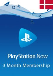 Tanska PlayStation Now 3 kk