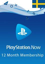 Sweden PlayStation Now 12 kk