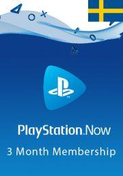 Sweden PlayStation Now 3 kk