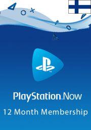 Suomi PlayStation Now 3 kk