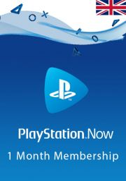 UK PlayStation Now 1 kk
