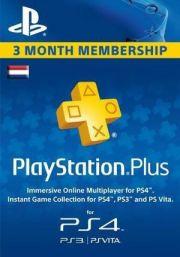 Alankomaat PlayStation Plus 90 päivää