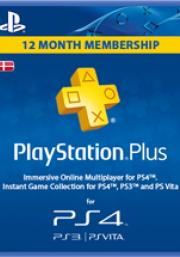 Tanska PlayStation Plus 365 päivää